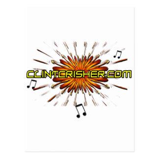 ClintCrisher.com Postcard