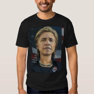 Clintobama - Why Choose? T-shirt