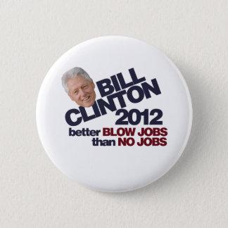 Clinton 2012 button