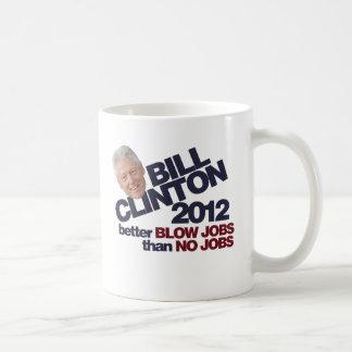 Clinton 2012 coffee mug