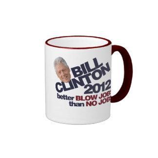 Clinton 2012 ringer mug