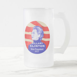 Clinton 2012 VP Mug