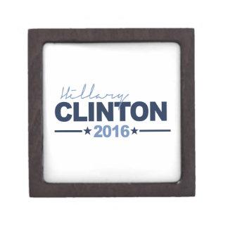 CLINTON 2016 CAMPAIGN SIGN PREMIUM GIFT BOXES