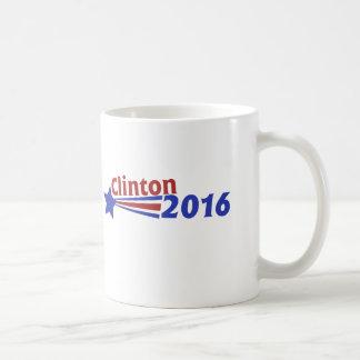 Clinton 2016 classic white coffee mug