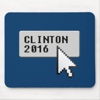 CLINTON 2016 CURSOR CLICK MOUSE PADS