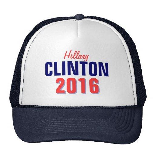 Clinton 2016 gorra