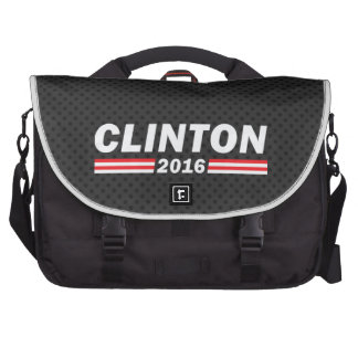 Clinton 2016 (Hillary Clinton) Laptop Messenger Bag