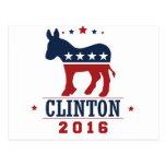 CLINTON 2016 ROCKWELL - .PNG TARJETAS POSTALES