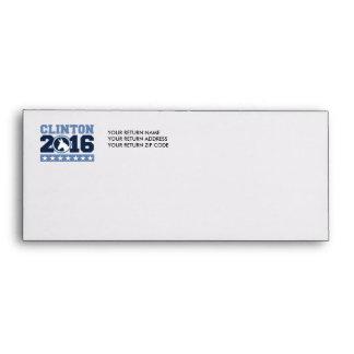 CLINTON 2016 ROUND DONKEY -.png Envelopes