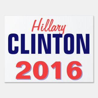 Clinton 2016 señal