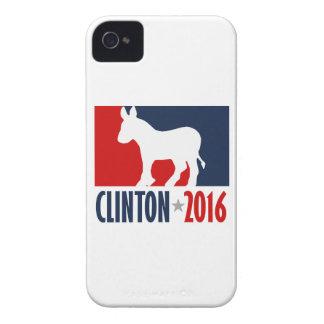 CLINTON 2016 SPORTPRO -.png iPhone 4 Case-Mate Case