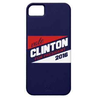 CLINTON 2016 SUPPORTER iPhone 5 CASES