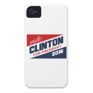 CLINTON 2016 SUPPORTER -.png Blackberry Bold Case