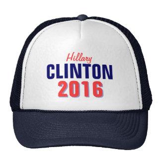 Clinton 2016 trucker hat