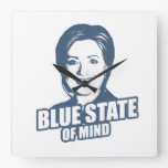 CLINTON BLUE STATE OF MIND -.png Clocks
