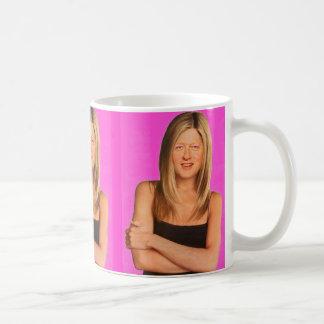 clinton, clinton, clinton classic white coffee mug
