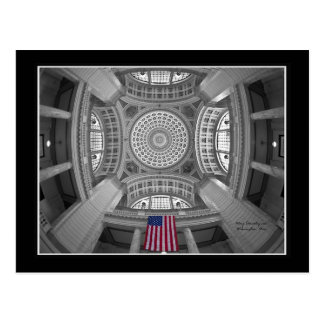 Clinton County Courthouse Postcard