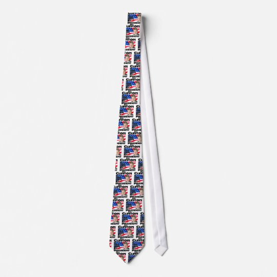Clinton Forever Neck Tie