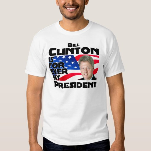 Clinton Forever Tee Shirt