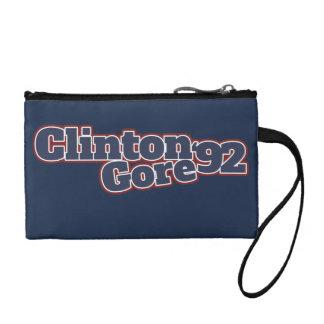 Clinton Gore 1992 Coin Purse