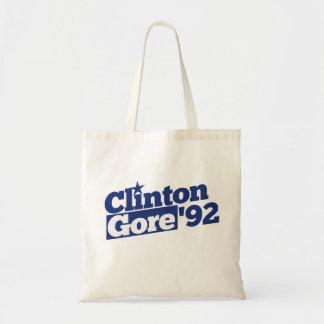 Clinton Gore 92 Bags