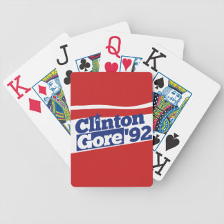 Clinton Gore 92 Deck Of Cards