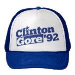 Clinton Gore 92 Gorra