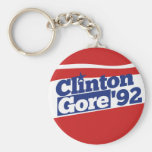 Clinton Gore 92 Key Chain