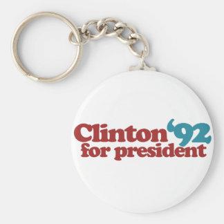 Clinton Gore 92 Key Chains