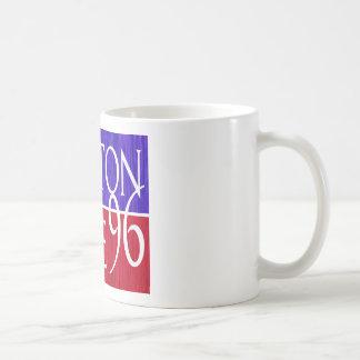 Clinton Gore 96 Distressed Design Coffee Mug