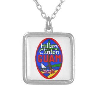 Clinton Guam 2016 Collar Personalizado