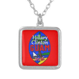 Clinton Guam 2016 Pendientes