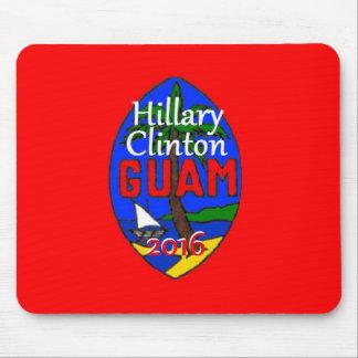 Clinton Guam 2016 Mousepads