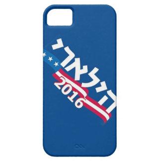 Clinton Hebrew 2016 iPhone 5 Cover