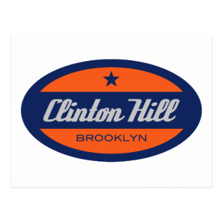 Clinton Hill Post Cards