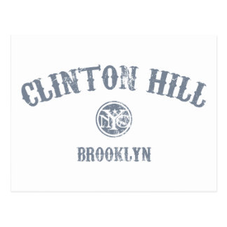 Clinton Hill Postcard