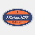 Clinton Hill Sticker