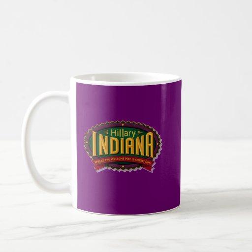 Clinton Indiana Mug
