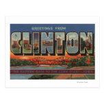 Clinton, IowaLarge Letter ScenesClinton, IA Post Cards