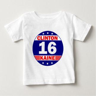 Clinton Kaine 2016 Baby T-Shirt