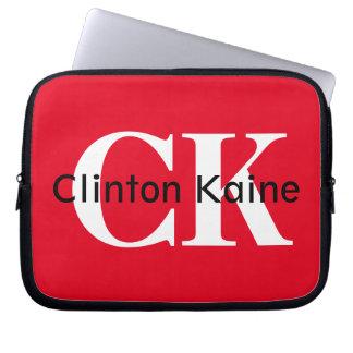 Clinton Kaine - CK 2016 Laptop Sleeve