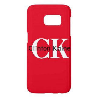Clinton Kaine - CK 2016 Samsung Galaxy S7 Case