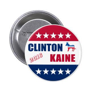 Clinton Kaine | Election 2016 Button