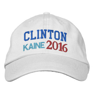 CLINTON KAINE Electric Energy 2016 Embroidered Baseball Hat