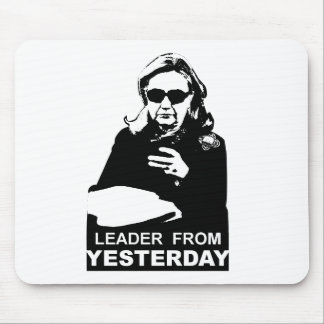 Clinton: Leader from Yesterday Mouse Pad
