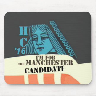 CLINTON Manchester 2016 Mouse Pad