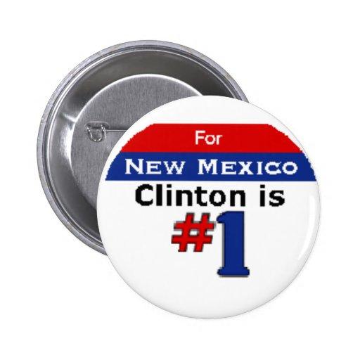 Clinton New Mexico Button