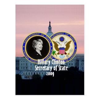 Clinton Postcard