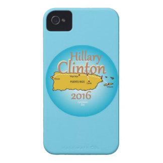 Clinton Puerto Rico 2016 Case-Mate iPhone 4 Protector