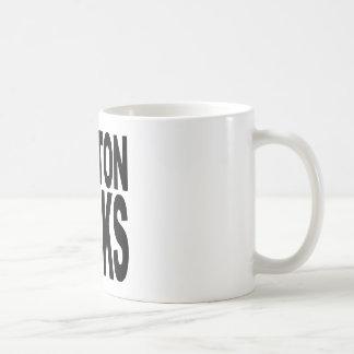 Clinton Sucks Coffee Mug